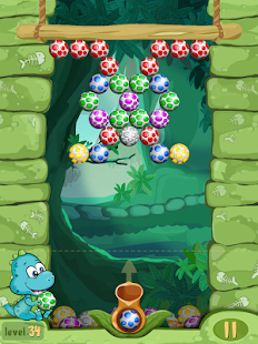 Shoot Dinosaur Eggs- screenshot thumbnail
