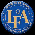 링구아포럼어학원(어학원) logo