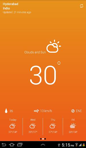 【免費天氣App】Weather Neue-APP點子