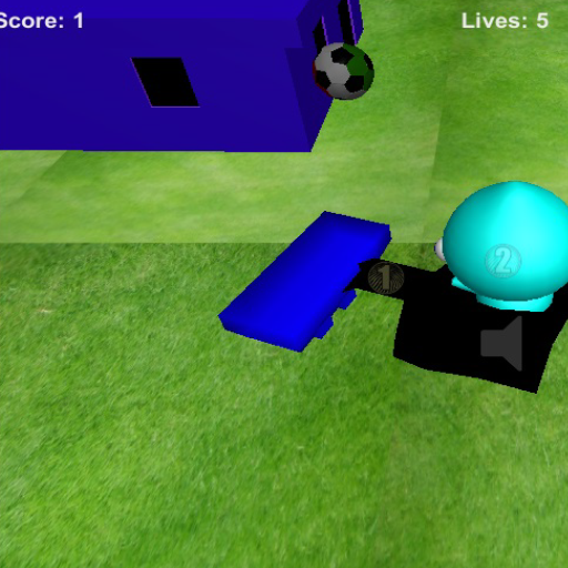 Soccer Alien- screenshot