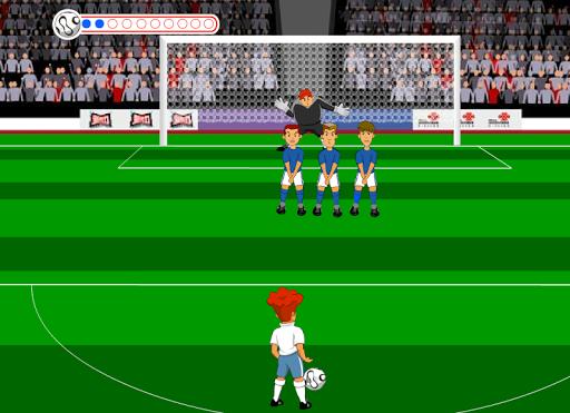 3D Free Kick Football