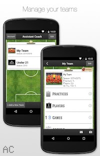 Assistant Coach Soccer- screenshot thumbnail