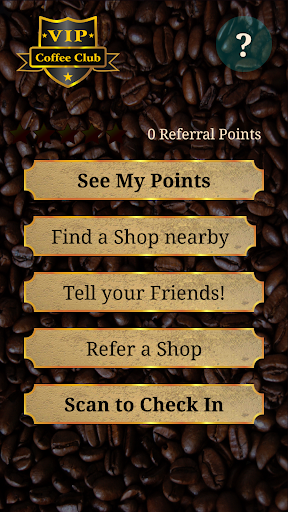 VIP Coffee Club Rewards