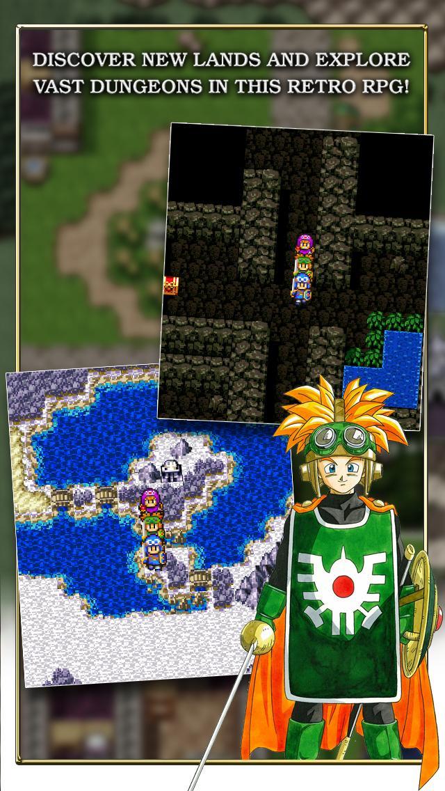 DRAGON QUEST II screenshot #2