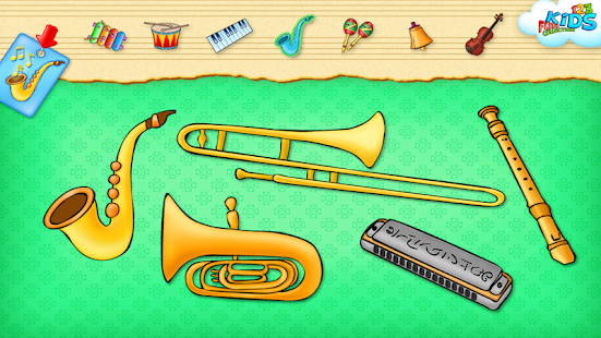 123 Kids Fun MUSIC FULL - screenshot thumbnail