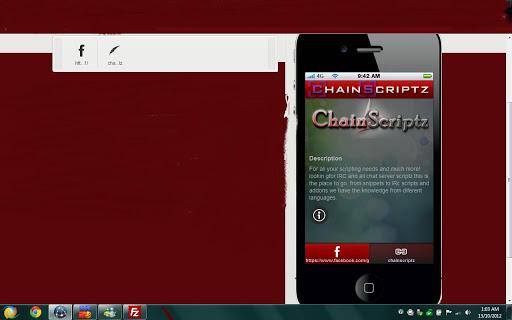 Chainscriptz Android