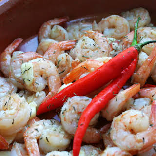 Monday's with Mami – Gambas Al Ajillo.