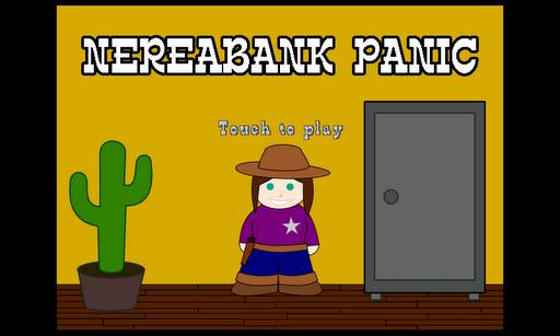 Nerea's Bank Panic
