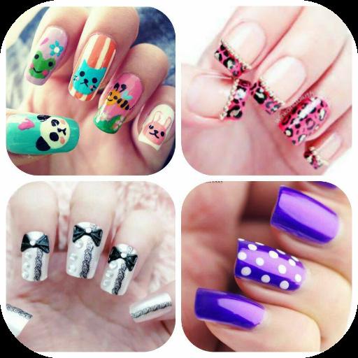 Women Nails Fashions Ideas