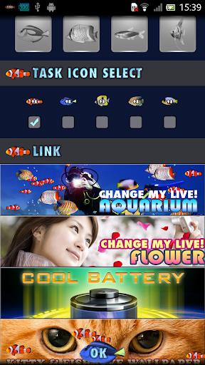 玩個人化App|アクアバッテリーウィジェット免費|APP試玩