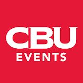 CBU Events