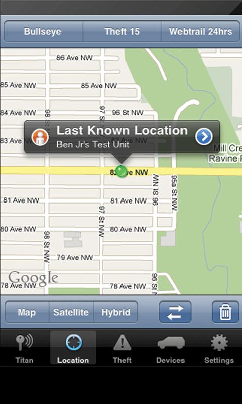 AutoConnect GPS- screenshot