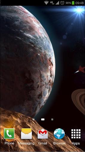 Planetscape 3D Free LWP
