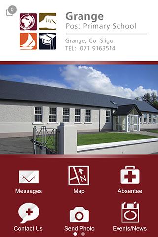 Grange Post Primary School