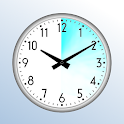 Timetracker / Time clock icon