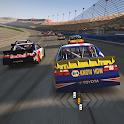 corridas de stock car icon