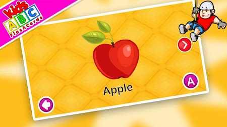 Kids ABC Flash Cards 1.15 screenshot 2077005