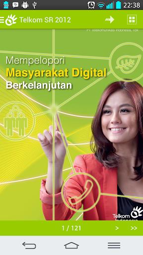 Telkom SR 2012 Bahasa