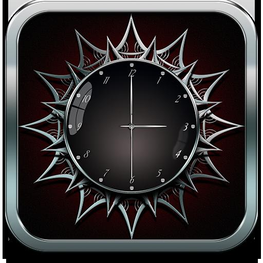 黑挂钟 個人化 App LOGO-APP試玩
