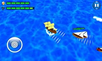 Screenshot of Pirates 3D