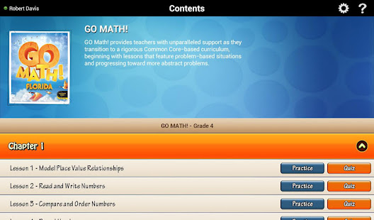Go math daily grade 4 apps on google play screenshot image fandeluxe Gallery