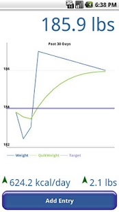 QuikWeight - screenshot thumbnail