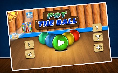 Pot The Ball