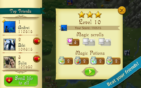Game Bubble Witch Saga APK for Windows Phone