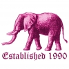 Logo of Pink Elephant Mammoth