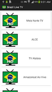 Brazil Live TV