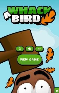Whack a Bird