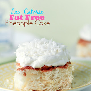 Sugar Free Fat Free Cake Recipes.