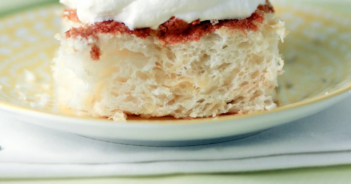 10 Best Low Fat Low Calorie Angel Food Cake Recipes