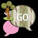 FlowerAngel/GO SMS THEME icon