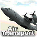 Flight Sim: Transport Plane 3D icon