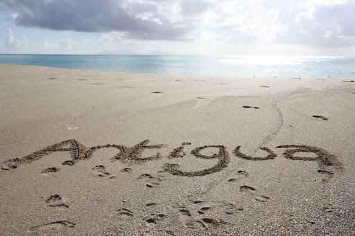 Antigua-on-the-beach - Antigua!