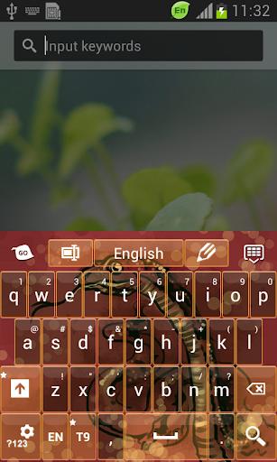 無料个人化Appのヘビサインキーボード|HotApp4Game