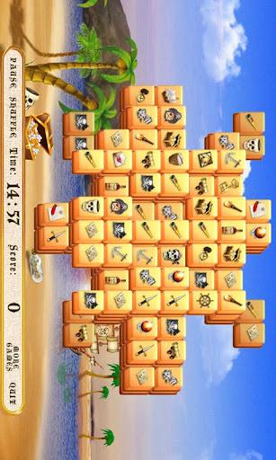 Caribbean Mahjong Free 1.0.2 screenshots 8