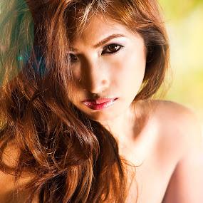 Chloe by Ryan Lemil Escarpe - People Portraits of Women ( cebu models, cebu, portraits )