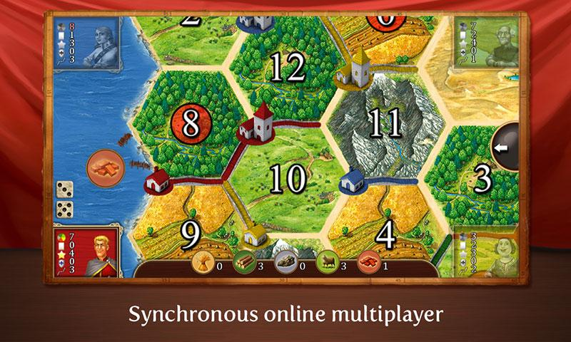 android Catan Screenshot 11