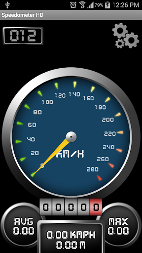 【免費交通運輸App】SpeedoMeter Super HD Analog-APP點子