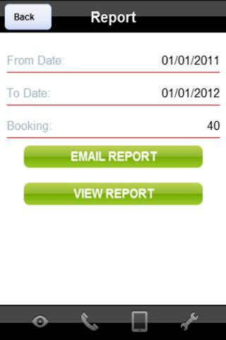 OM Logistics - Customer - screenshot