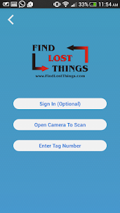 Find Lost Things- screenshot thumbnail