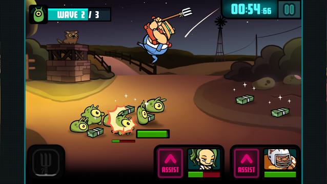 Alien Vs People - screenshot