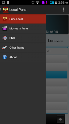 Local Pune - screenshot