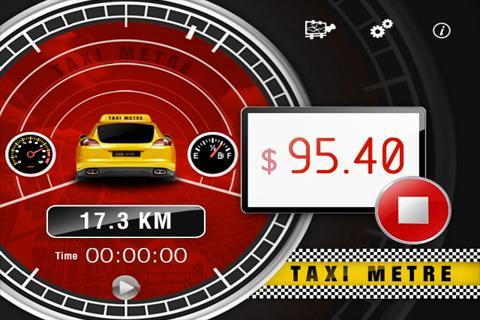 Taxi Metre