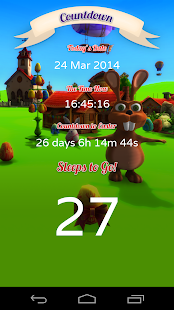 Countdown to Easter Bunny Fun
