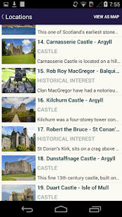 Scottish Battles and Castles - screenshot thumbnail