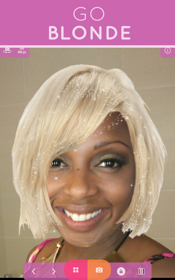 Brilliant Hairstyle Mirror Try On Live Android Apps On Google Play Short Hairstyles For Black Women Fulllsitofus