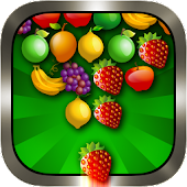 Jungle fruit bubble shooter